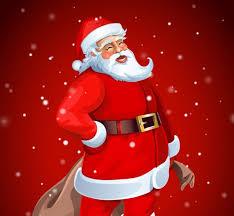 Meet Santa at the Cemetery!