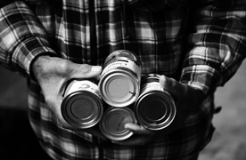 Food and Clothes Drive at Cypress Hills and Canarsie Cemeteries